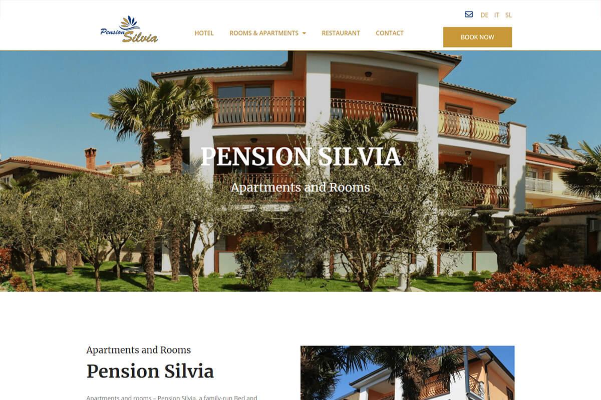 apartments-rooms-silvia.com